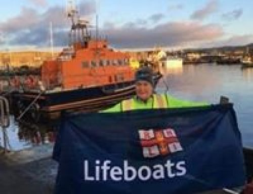 RNLI Lap of the Map 2018