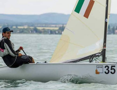 Good luck to our sailors in Aarhus