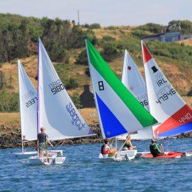Irish Sailing current scheduled courses