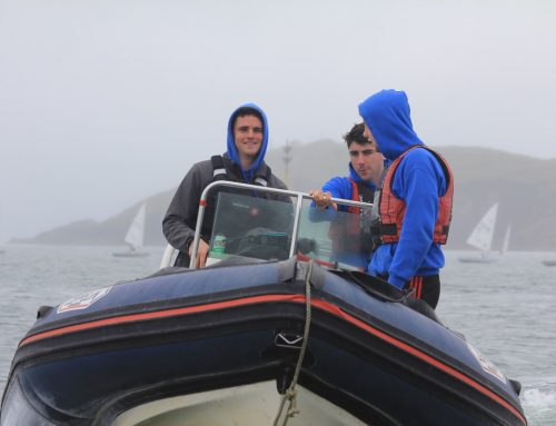 Safety Boat Course 22/23 June